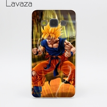 Dragon Ball goku Phone cover Case for Samsung (12 styles)