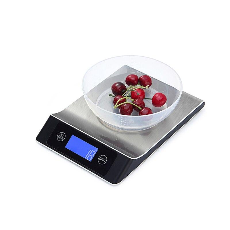 Sf-400 электронные кухонные весы цифровой жк-дисплей 10 кг x 1 г.
