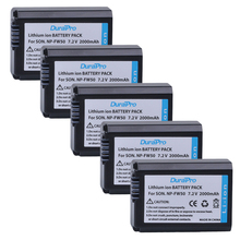5pc/lot NP-FW50 NP FW50 NPFW50 Battery for Sony Alpha A33 A35 A37 SLT-A33 SLT-A35 SLT-A37 SLT-A37K SLT-A37M SLT-A55 SLT-A55V