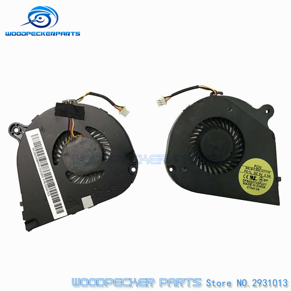 New Genuine Acer Aspire V5-131 V5-171 Aspire One 756 CPU Cooling Fan