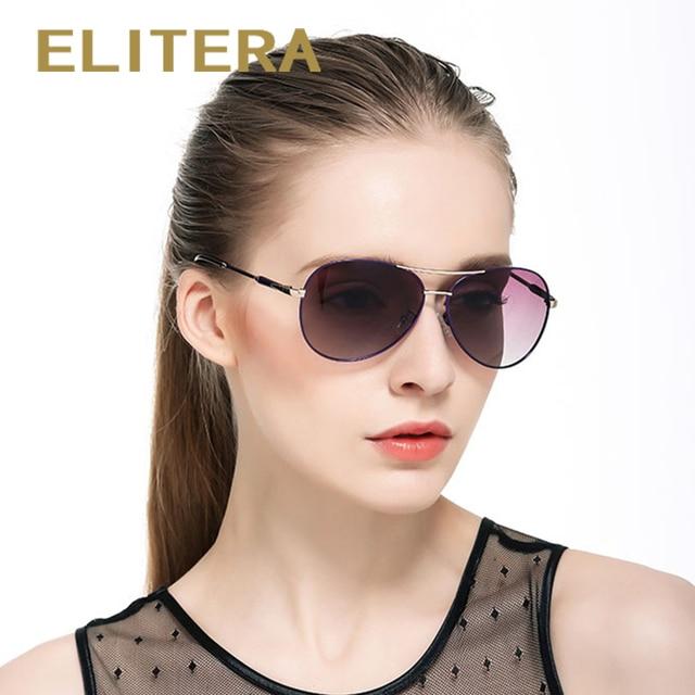 ELITERA Clássico Polarizada Óculos de Sol Da Moda Estilo Óculos De Sol para  Homens Mulheres da0f75ecc5