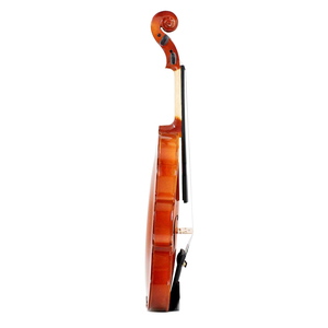 Image 4 - Size 3/4 Natural Violin Basswood Steel String Arbor Bow for Beginners