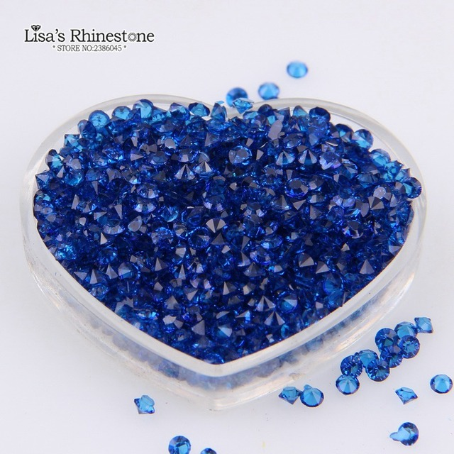2017 New 12 Colors Crystal Resin Round Rhinestone SS6 Birthday Stones Floating Charm For DIY Momery Lockets Jewelry Handmade