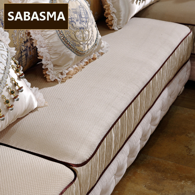 3Pc High Grade  L Shape Fabric Sofa 5