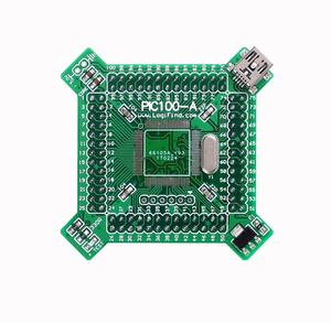New dsPIC PIC32 PIC24 MCU Development Board Core Board PIC100-A Semi-finished Product Without MCU(China)