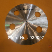 """Best popular 100% handmade Dragon series 10""""Effect Cymbal,hole cymbal for sale"""