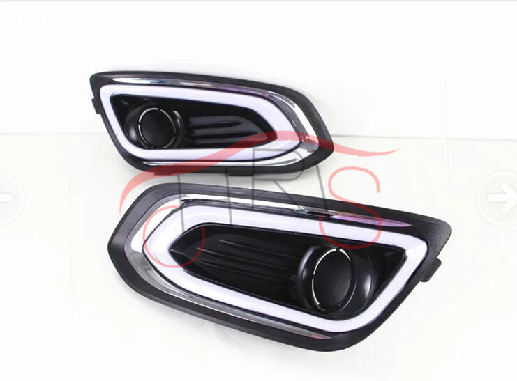 Automotive Accessories LED Daytime Running Light  DRL For Ford Fusion Escort ford escort в спб