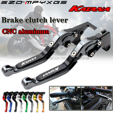 цены Motorcycle Adjustable Folding Extendable Brake Clutch Lever For Suzuki Katana 600 750 GSX 600F 750F GSX600F GSX750F 1998-2006