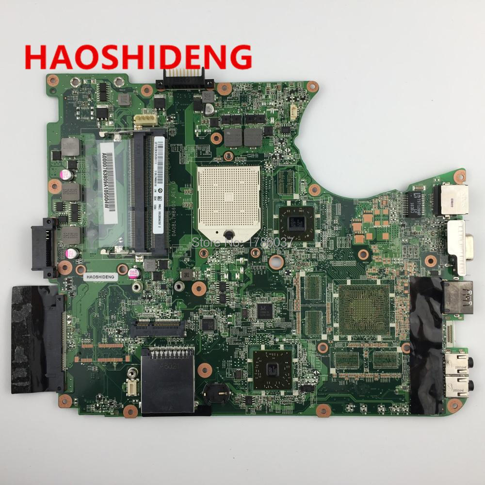 A000076380 For toshiba satellite L650D L655D series motherboard.All functions fully Tested ! free shipping v000275410 for toshiba satellite c850 c855 intel laptop motherboard all functions fully tested