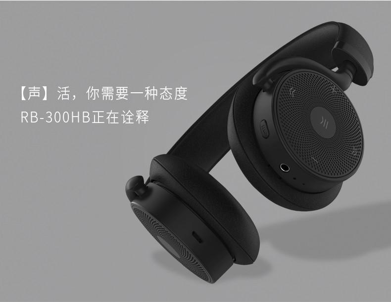 550HB RB-300HB music AUX 3