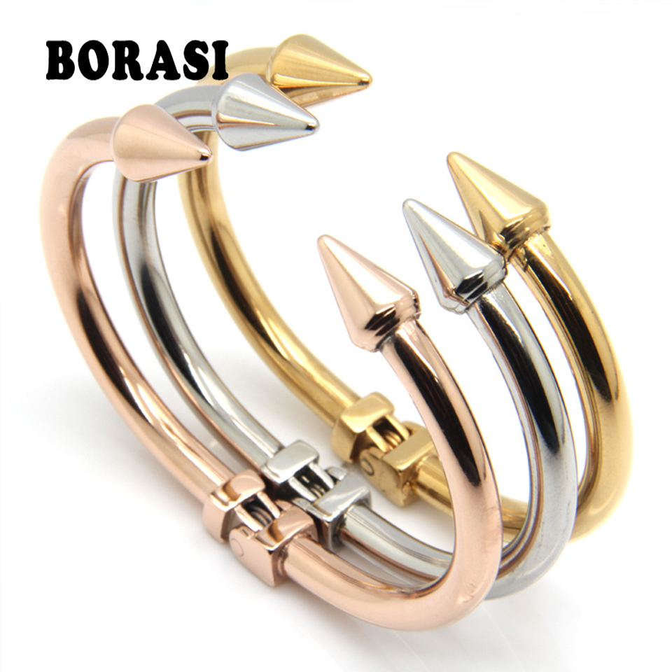 Top Quality Stainless Steel Jewelry Conical Arrows