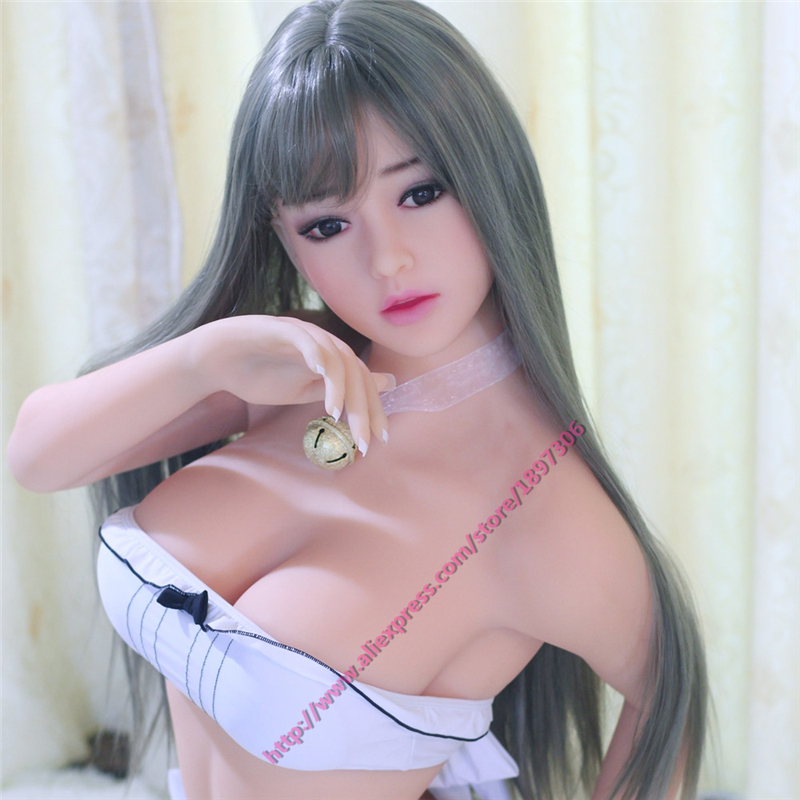 165cm Sexy Soft Big Tits 3 Holes Lifelike <font><b>Sex</b></font> <font><b>Doll</b></font> Perfect <font><b>Sex</b></font> Partner Adult Products <font><b>Sex</b></font> Shop image