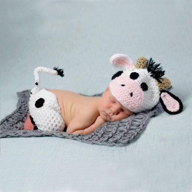 Nueva Llegada Del Bebé Recién Nacido Animales Niñas Trajes de ...