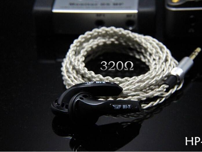TY Hi Z Earbud HP150( 150ohm ) / HP320 (320ohm ) / HP400 (400ohm) / HP400s (400ohm) HiFi Earbuds Earphone Flat Head Earpiece