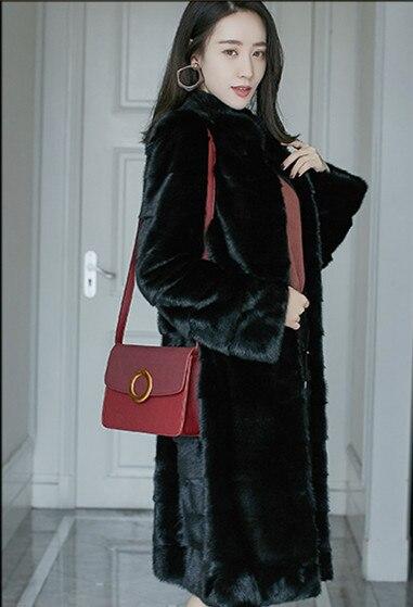 De Mesure Outwear Sur Trois Femmes Véritable Jn023 Taille Manteau Veste Trimestre Gratuite Livraison Mode Manches Lapin Naturel Fourrure Réel Toute wI6Oq77