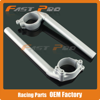 Motorcycle Fork Tube Adjustable Handlebars Rise Clip on Wheel Steering For YAMAHA YZF R1 YZF R1 2004 2005 2006 2007 2008