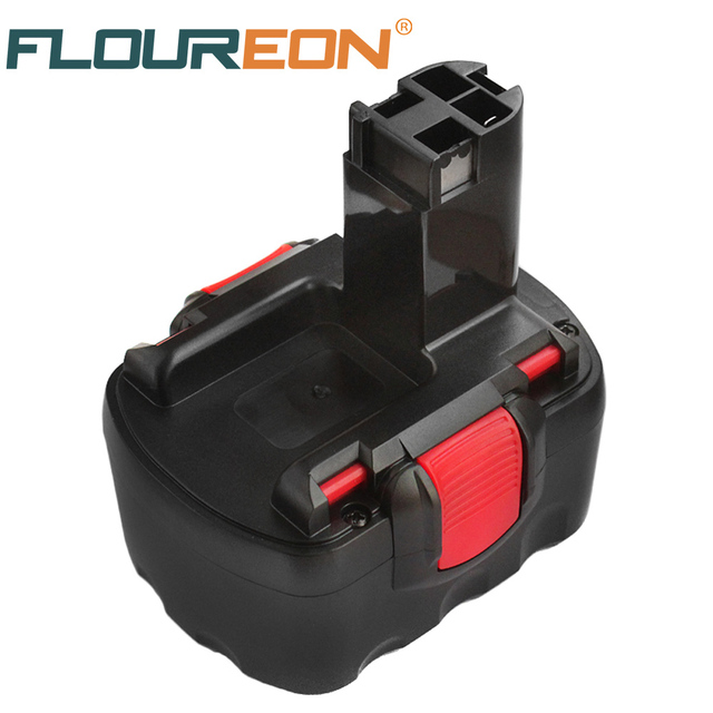 Floureon 12v 3000mah Ni Mh Rechargeable Battery For Bosch Gsb 18 Ve