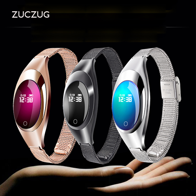 Smart Wristband Real-time blood pressure heart rate monitor for Swimming smart Fitness Bracelet Watch b20 smart wristband 0 96 inch smart band men women smart watch bracelet heart rate monitor blood pressure monitor smart bracelet