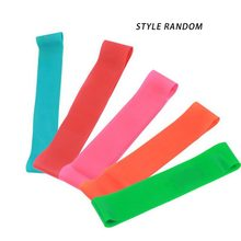 Yoga Resistance Tension Band Loop Yoga Pilates For Home Fitness Exercise Workout Training Resistance Band(China)