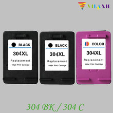 vilaxh 304 304xl Compatible Ink Cartridge Replacement for HP XL For Deskjet 3700 3720 3730 3732 Printer cartridge