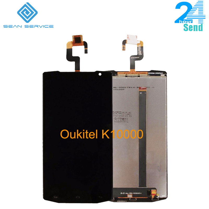 For original Oukitel K10000 LCD Display and TP Touch Screen Digitizer Assembly lcds +Tools 5.5 Oukitel K10000 Android Quad CoreFor original Oukitel K10000 LCD Display and TP Touch Screen Digitizer Assembly lcds +Tools 5.5 Oukitel K10000 Android Quad Core