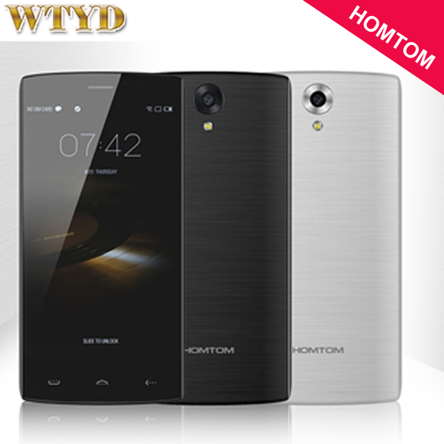 HOMTOM HT7 PRO 16GB/2GB 5.5 inch Android 5.1 MTK6735p Quad Core 1.3GHz LTE 4G HOMTOM HT7 8GB/1GB MTK6580A 1.0GHz 3G Smartphone