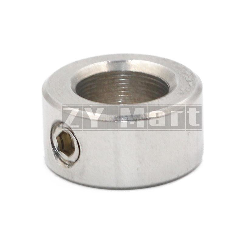 10pcs Openbuilds Lock Collar T8 Lead Screw Lock Screw Lock Ring Lock Block Isolation Column 5mm/6mm/8mm For 3D Printer Parts