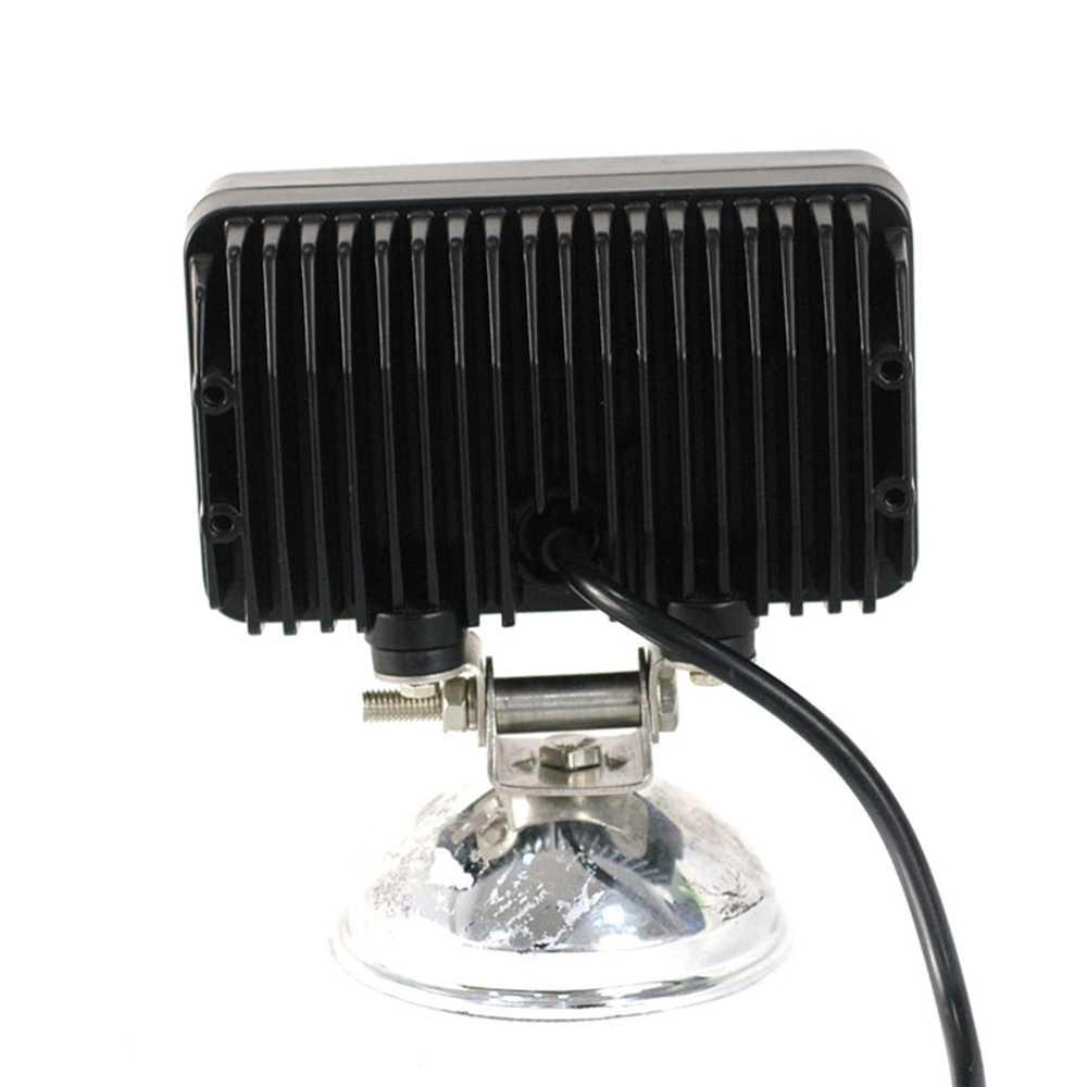 Marloo 6 بوصة 45 واط daylight led العمل ضوء سقف شريط جبهة الوفير القيادة fog lamp for suv قارب جرار jeep أوتوماتيا نارية