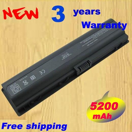 6 Cell Battery for HP Pavilion DV2000 DV6000 G6000 G7000 COMPAQ Presario V3000 V6000 A900 C700 F500 F700 +free shipping brand new for hp compaq presario v3000 palmrest top case 417097 001 silver free shipping