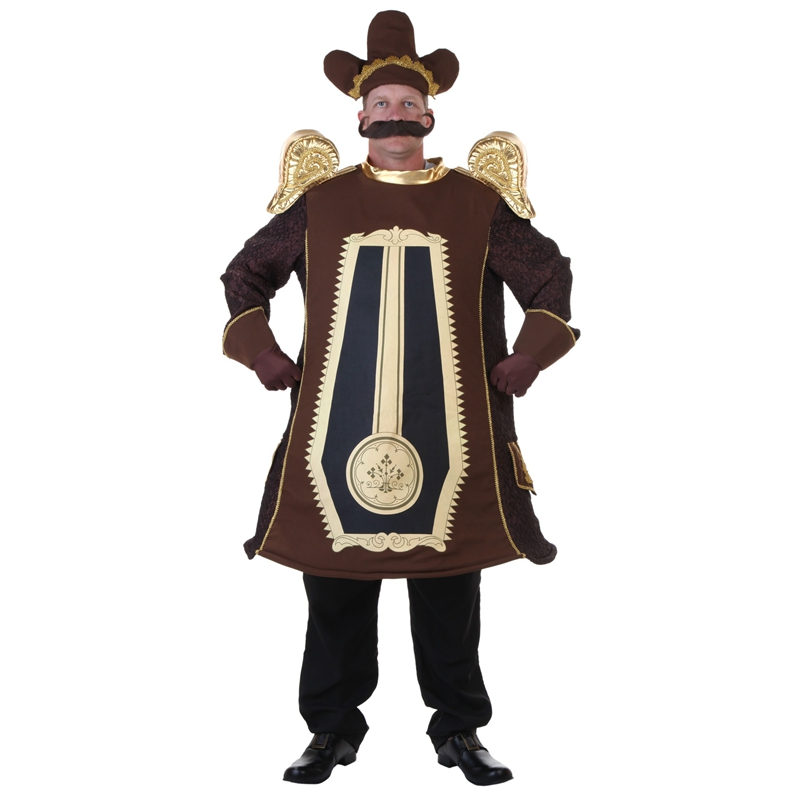 Adult Clock Costume Beauty And The Beast Theme Party Or For Halloween Beauty And Beast Costume Beauty Costumecostume Adult Aliexpress