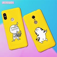 Soft TPU Phone Case For Xiaomi Mi A1 5X Mi A2 6X Mi F1 Redmi 5 plus note 5 pro Cases Silicone Black Simple Scrub Soft Back Cover все цены