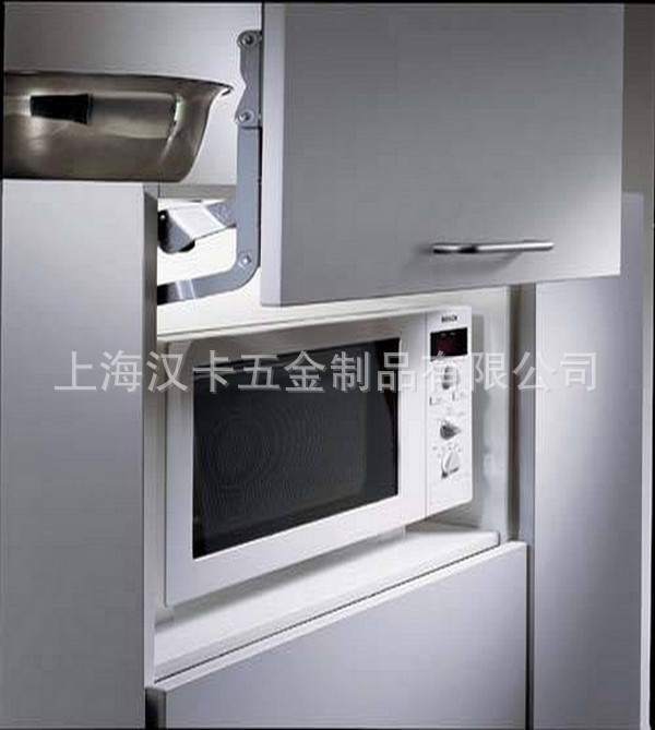 Sliding Door On The Turn, The Lift Doors, Open The Door, Turn On The Microwave Oven Door, Cabinet Accessories, Furniture Accesso