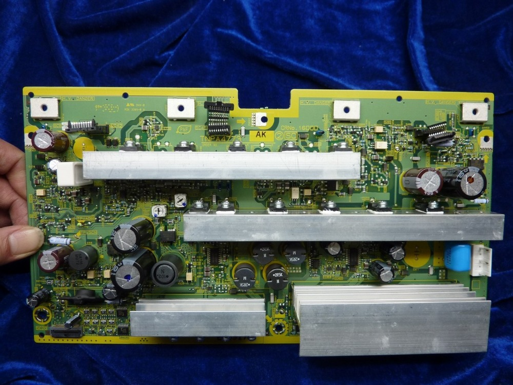 Original TNPA4773AK For Panasonic TH-P42X10C Plasma TV  SC Board