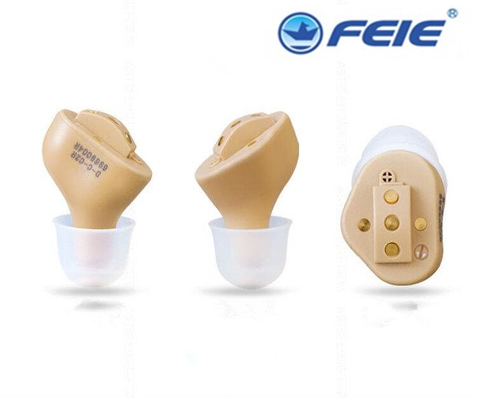 Sound Enhancement Deaf Volume Amplifiernew technology teaching aids S-51  mini rechargeable digital Deaf Audiphones