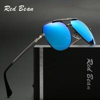 Designer Men Classic Brand Aviation Sunglasses HD Polarized Driving Luxury Sun Glasses Aviador
