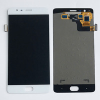 5 5 White LCD Display Touch Screen Digitizer Assembly For OnePlus 1 3T 3T A3010