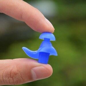 Image 2 - 耳プラグシリコーン耳保護睡眠のための泡プラグアンチノイズ耳プロテクター耳栓ノイズリダクション聴覚保護