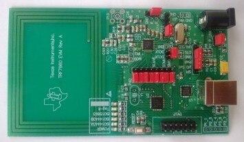 TRF7960,TRF7960A,TRF7970AEVM,TRF7961,RFID Development board, radio frequency identification tramp trf 003