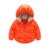 Unisex Crianças Outerwear Meninos Roupas Das Meninas 2-6 Anos de Manga Longa Hoodies À Prova D' Água de neve Outono Inverno Pato Branco Para Baixo jaqueta