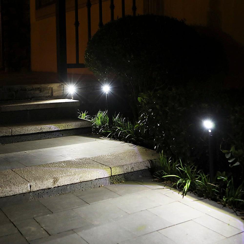 Solar Path Light With Motion Sensor
