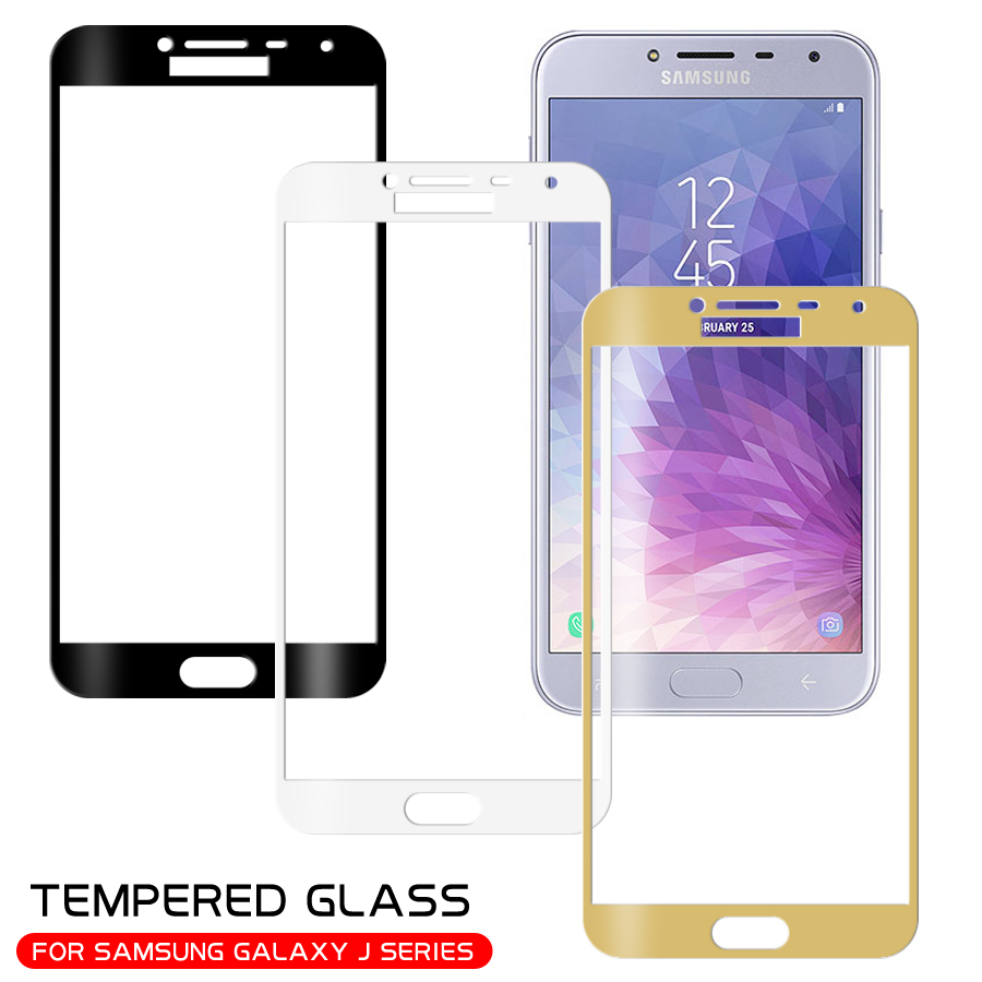 Tempered Glass For Samsung J4 J6 Plus 2018 Protective Glass For Samsung Galaxy J3 J4 J6 2018 Screen Protector  Sumsung J 4+ 6+