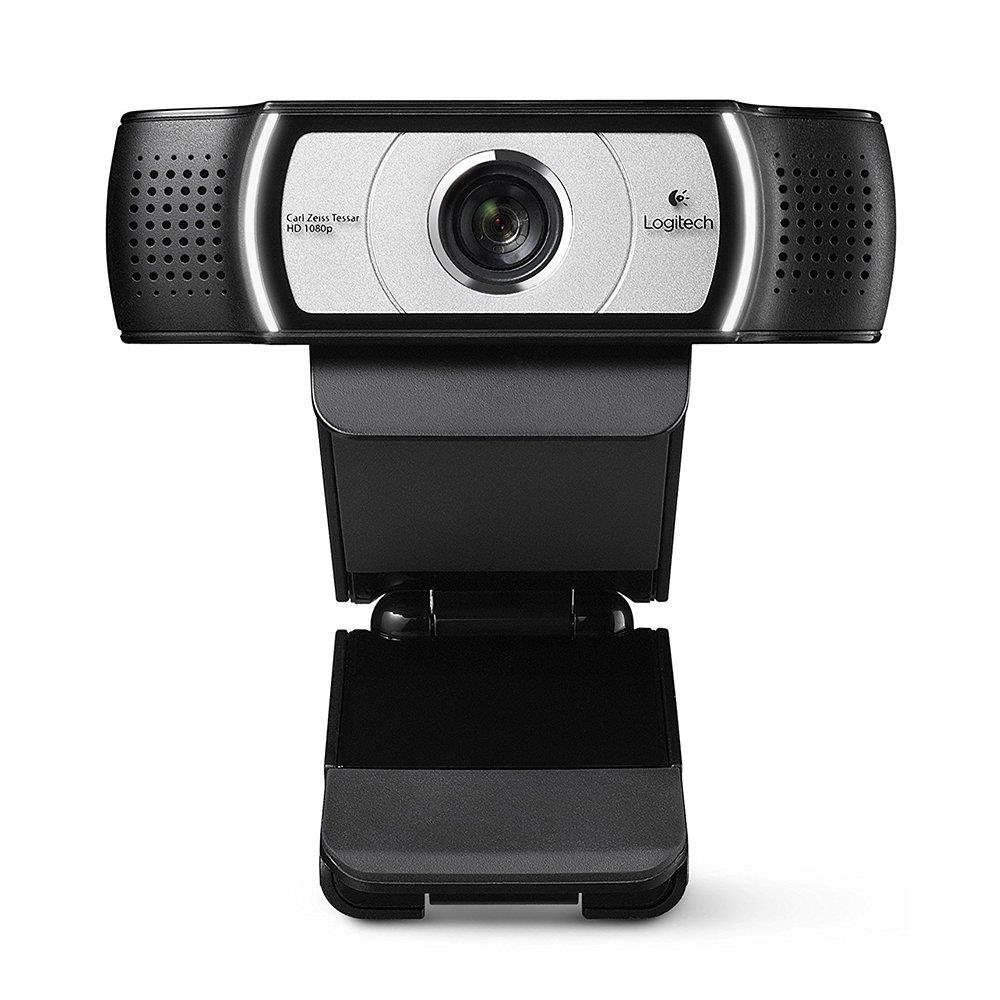 Image 3 - Logitech HD Pro Webcam C930c, Widescreen Video Calling and Recording, Desktop or Laptop Webcam,C930 upgrade version,1080p Camera-in Webcams from Computer & Office