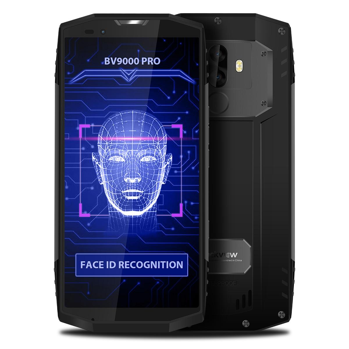 Blackview BV9000 Pro 4G Smartphone 5 7 Inch Octa Core 6GB RAM 128GB ROM 13 0MP