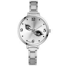 Relojes mujer 2017 Creative Design Women's Bracelet Quartz Watch Woman Ladies Watches Clock Female Dress Relogio Feminino