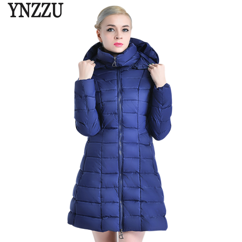 High Quality Brand Winter Coat Women Parkas 2017 Fashion Zipper Cotton Padded Warm Female Jacket With Hooded Plus Size AO389 new winter collection women winter coat jacket warm woman parkas female overcoat high quality feather cotton coat plus size 5xl