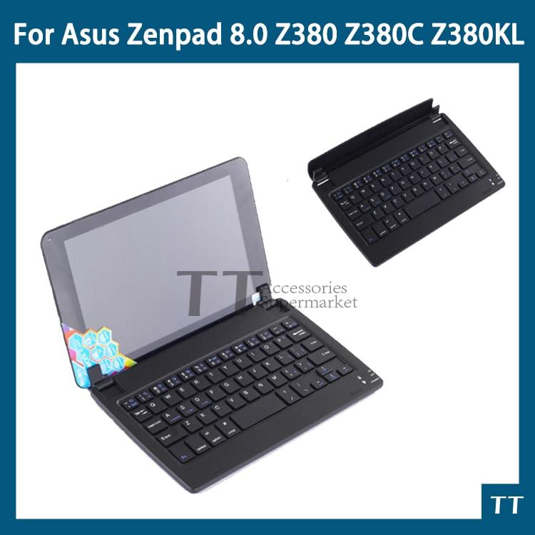 Wireless Bluetooth Keyboard Case for For ASUS Zenpad 8.0 Z380 Z380KL Z380C Bluetooth Keyboard Case+free 2 gifts it baggage чехол для asus zenpad 8 z380 black