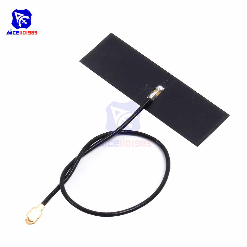 Detail Feedback Questions about 2 4G 2 4GHz 5dBi Wifi Antenna Ipex