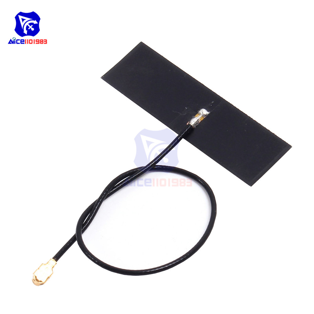 2.4G 5dBi IPEX Antenna 50Ohm With FPC Soft Antenna For PC Bluetooth WiFi