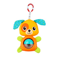 Toys For Baby 0 12 Month Sensory Rattle Montessori Soud Education Activity Infant Bed Bear Bell