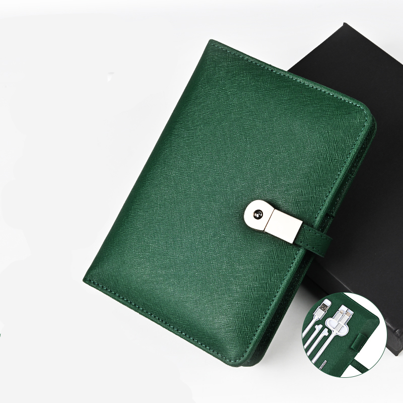 PPower Bank A6 Multifunction Notebook With Rechargeable Treasure Notebook Portable  Notebook  Company Gift NotebookPPower Bank A6 Multifunction Notebook With Rechargeable Treasure Notebook Portable  Notebook  Company Gift Notebook